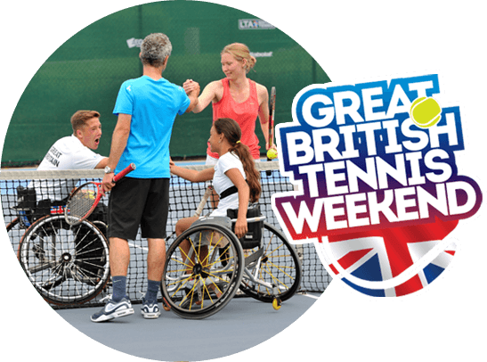 Great British Tennis Weekend 22 July @ Margate Lawn Tennis Club